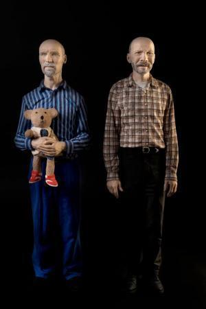 Guy Reid Sculpture - Home & News
